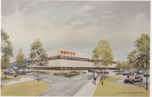 Dowty Electronics (Information Systems) - Kempston