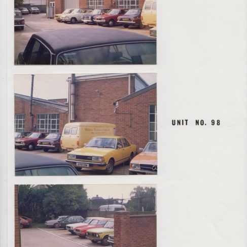 998004 (56)   Original photo in the Dowty archive at the Gloucestershire Heritage Hub
