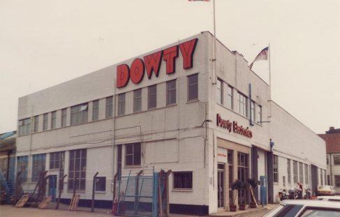 Dowty Electronics - Acton