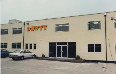 Dowty Electronics - Hednesford