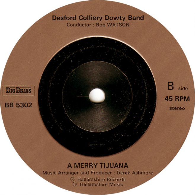 The Desford Colliery Dowty Band - A Merry Tijuana | The Desford Colliery Dowty Band