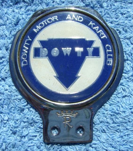 Dowty Car & Kart Club