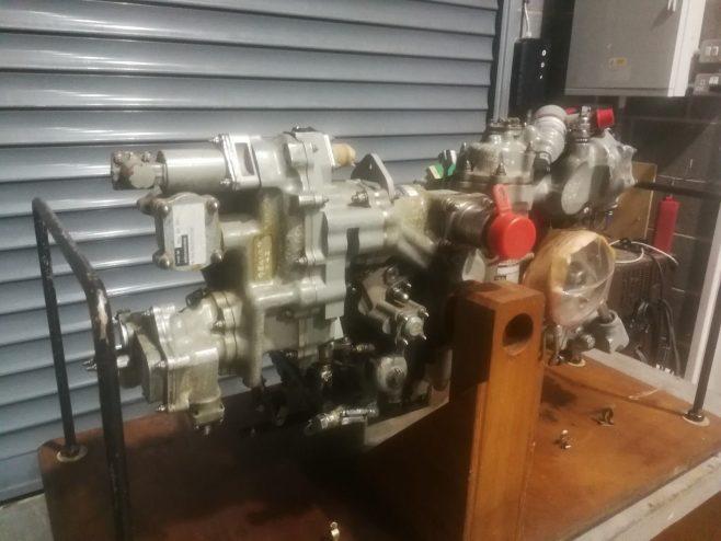 DFS - Pegasus Fuel Control System