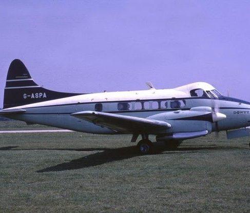 Dowty DeHavilland Dove Aircraft