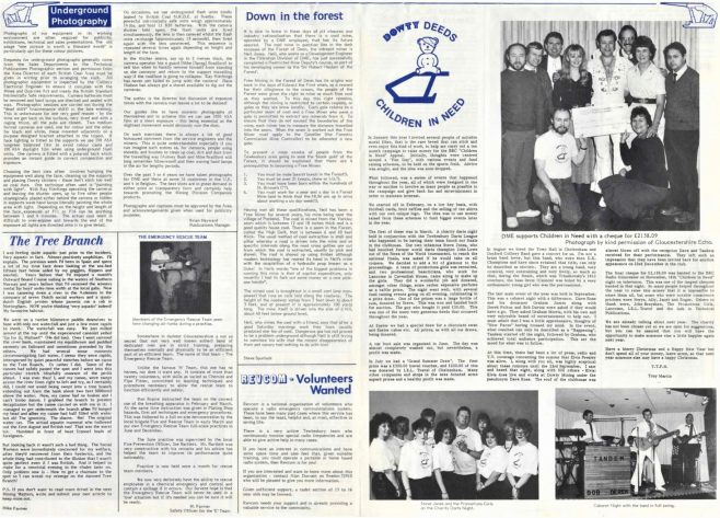 Dowty Mining Equipment - Newspaper