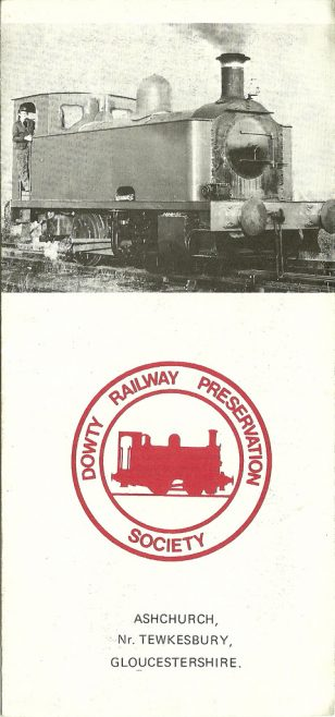 Dowty Railway - Publication