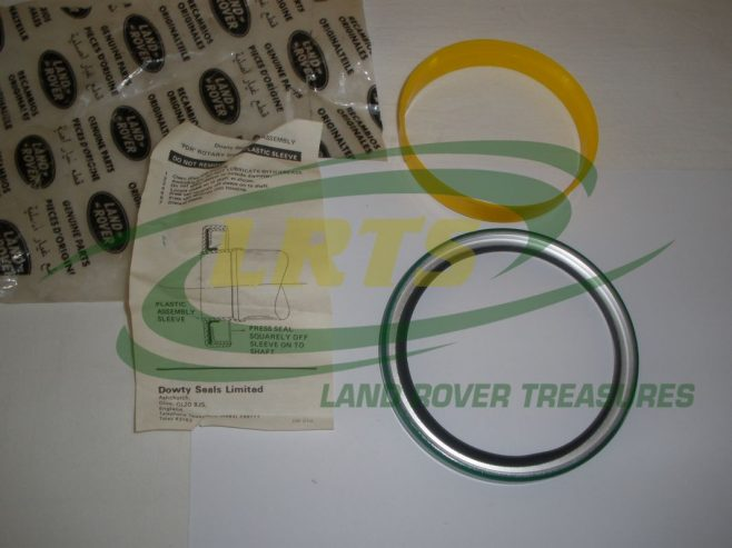 Dowty Seals - Land Rover Defender rear crankshaft oil seals