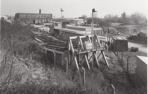 Railway Wagon Buffer Test Facility - Ashchurch