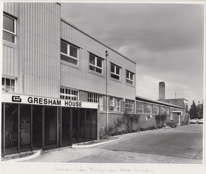 998002 | Original photo in the Dowty archive at the Gloucestershire Heritage Hub