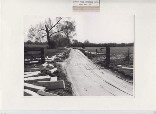 998013   Original photo in the Dowty archive at the Gloucestershire Heritage Hub