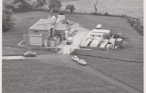 Jet Test Cell at Staverton - Early Development