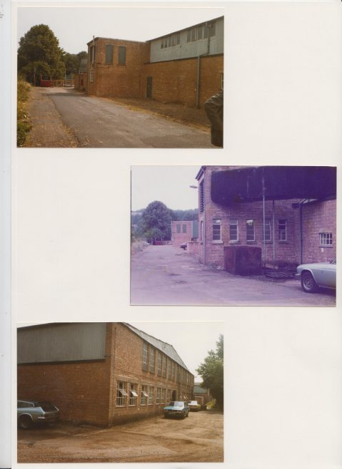 998012 | Original photo in the Dowty archive at the Gloucestershire Heritage Hub