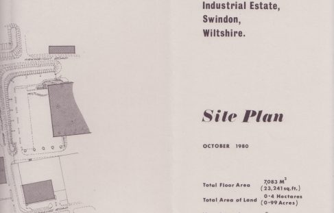 Dowty Rotol - Site Plans