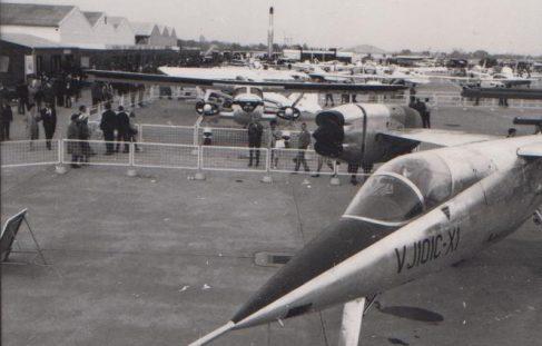 Hanover Air Show 1964