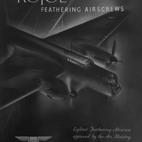 Rotol Airscrews - Publication | Bill Harrison