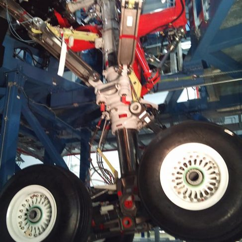 A350 systems rig gear (Airbus Filton)   Chris Jenkins