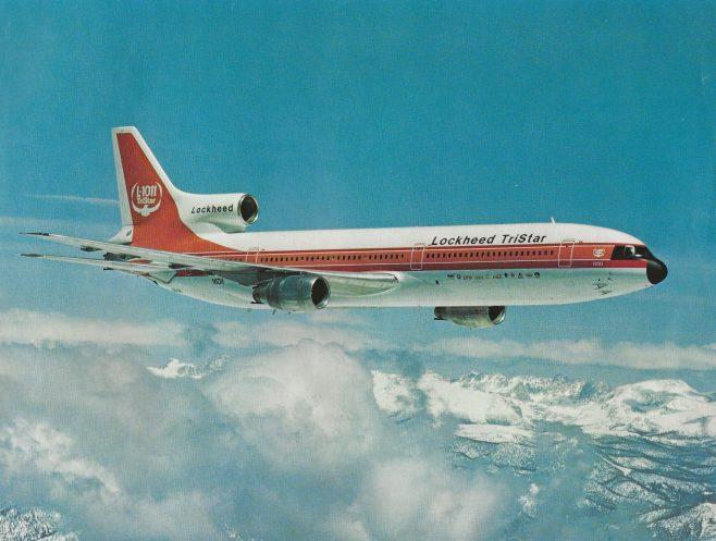 Lockheed Tristar L-1011 in Flight | Gary Sutton