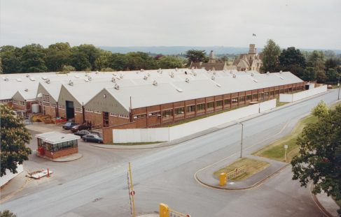 Ultra Hydraulics new Facility
