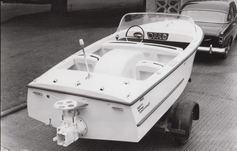 Dowty Marine and Dowty Turbocraft - Remembered by Adrian Waddams