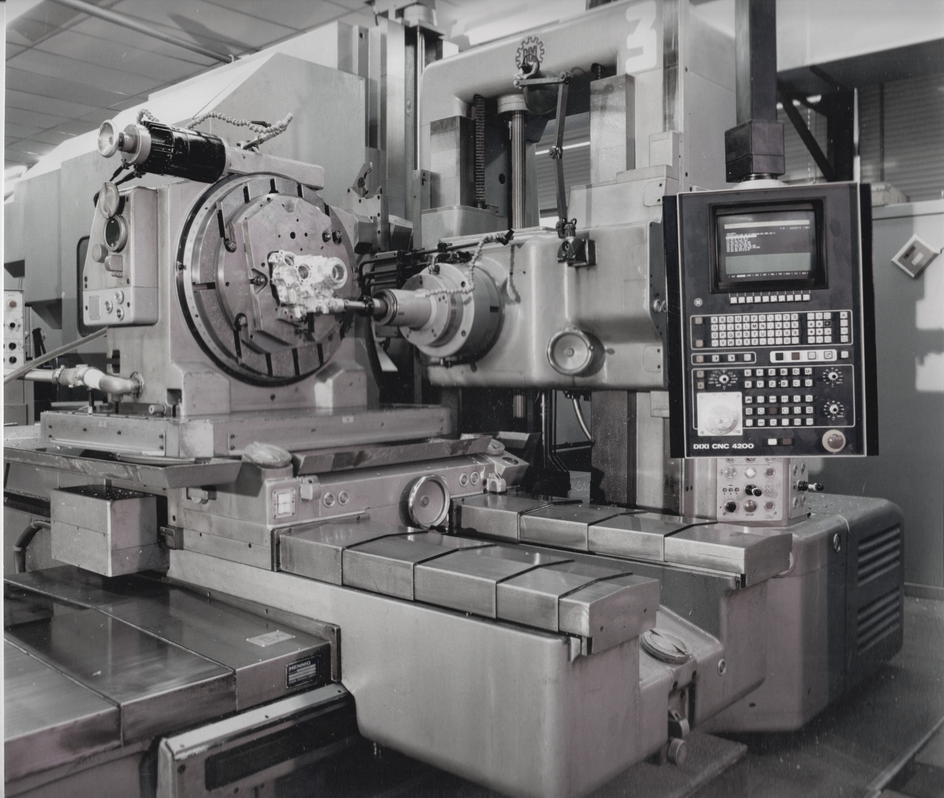 Typical Machine & Hand Tools used by Dowty Engineers | General