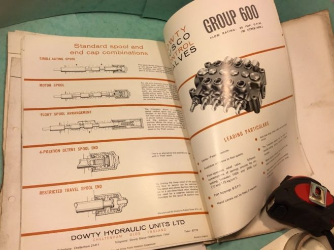 Dowty Hydraulic Units - Technical Information Booklet