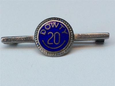 Dowty Mining Equipment - 20 year Long Service Award