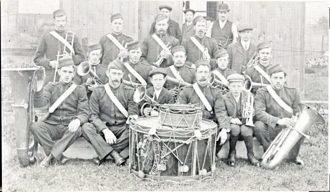 The Desford Colliery Dowty Band | The Desford Colliery Dowty Band
