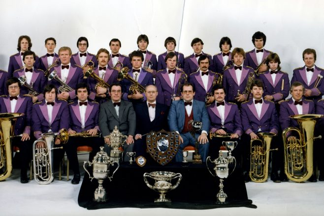 The Desford Colliery Dowty Band - The Band Today | The Desford Colliery Dowty Band