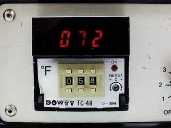 Dowty TC-48-display coil