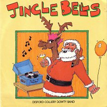 The Desford Colliery Dowty Band - Jingle Bells | The Desford Colliery Dowty Band