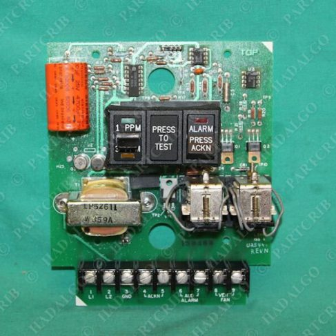 Dowty Electronics - Brandon, Vermont USA Circuit Board U25444 Rev N