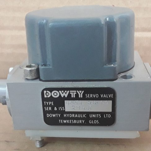 Dowty Hydraulic Units - Servo Valve Type 4552