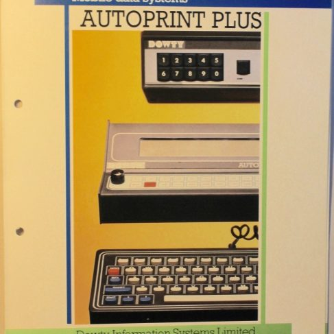 Dowty Information Systems - Autoprint