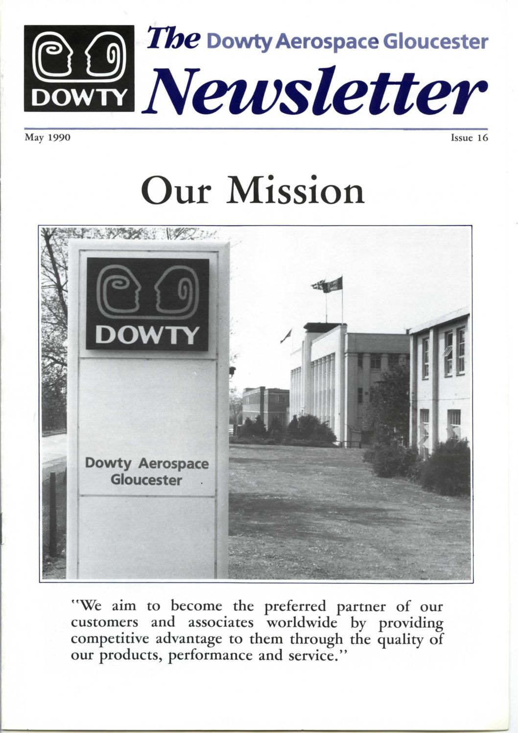 Dowty Aerospace - Newsletters