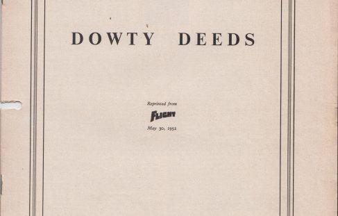 Dowty Deeds