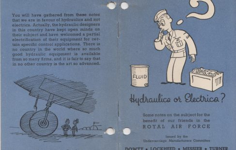 Hydraulics or Electrics Booklet