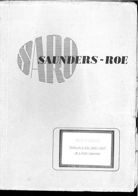 Dowty Turbocraft Tank Test report 1959_page-0001 | Adrian Waddams CEng FIMechE MRINA