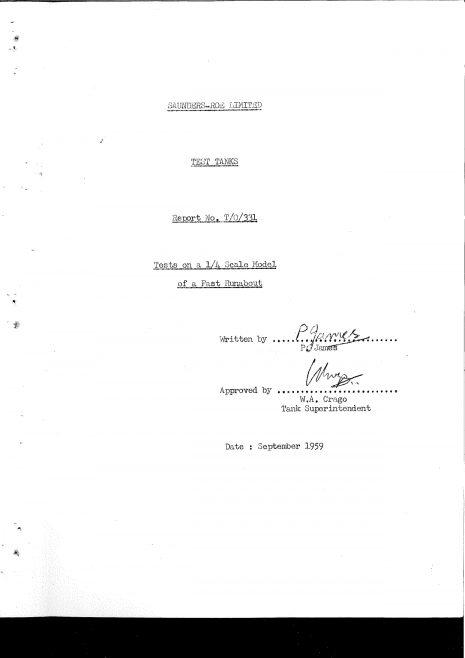 Dowty Turbocraft Tank Test report 1959_page-0003 | Adrian Waddams CEng FIMechE MRINA
