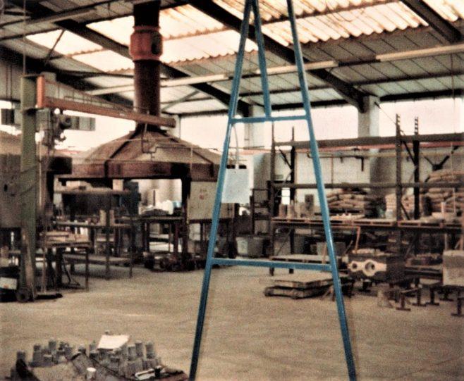 Innsworth Metals - Casting Shop | Stephen Guyatt