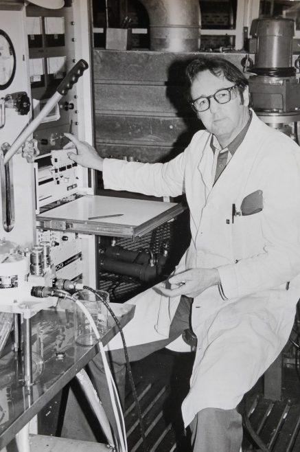 Geoff Musto - Dowty Rotol No 1 Assy Test House c.1980's   Gary Musto