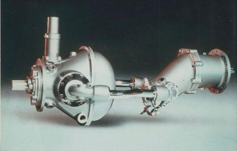 Dowty Hydraulic Units