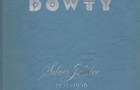 Silver Jubilee Commemorative Book 1931 - 1956