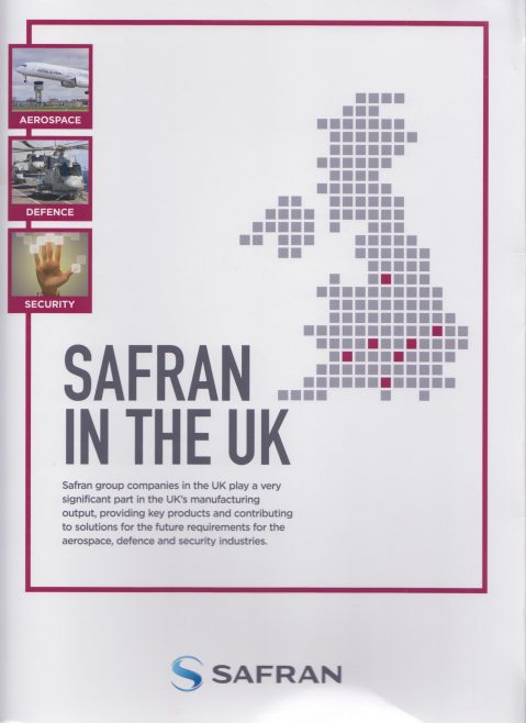 Safran in the UK | Original photo in the Dowty archive at the Gloucestershire Heritage Hub