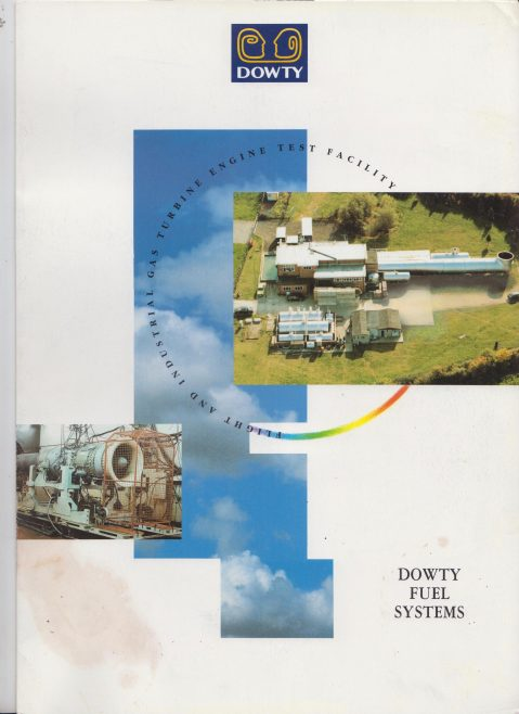 Dowty Fuel Systems - Advanced Aero-Engine Control Systems DSIC | Original photo in the Dowty archive at the Gloucestershire Heritage Hub
