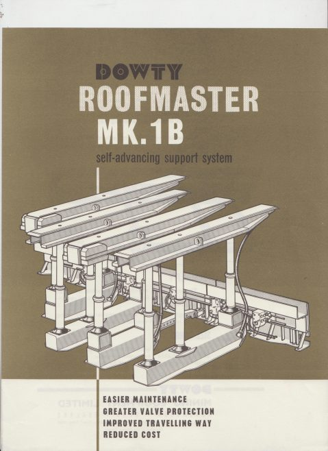 Roofmaster Mk.1 B | Original photo in the Dowty archive at the Gloucestershire Heritage Hub
