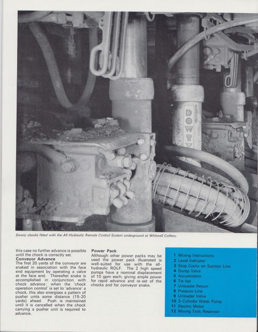 All Hydraulic ROLF   Original photo in the Dowty archive at the Gloucestershire Heritage Hub