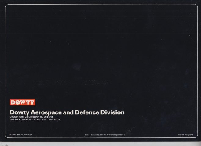 Dowty Aerospace - Dowty Aerospace and Defence Division | Original photo in the Dowty archive at the Gloucestershire Heritage Hub