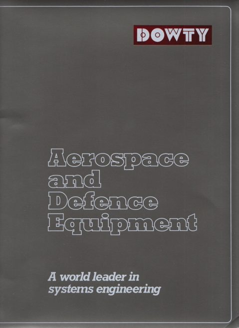 Dowty Aerospace - Aerospace & Defence Equipment, A World Leader in Systems Engineering | Original photo in the Dowty archive at the Gloucestershire Heritage Hub