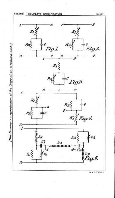 Ultra Electric Patent Specification 1947 - Improvements in and Relating to Speed Control Apparatus (625.166) | Original photo in the Dowty archive at the Gloucestershire Heritage Hub