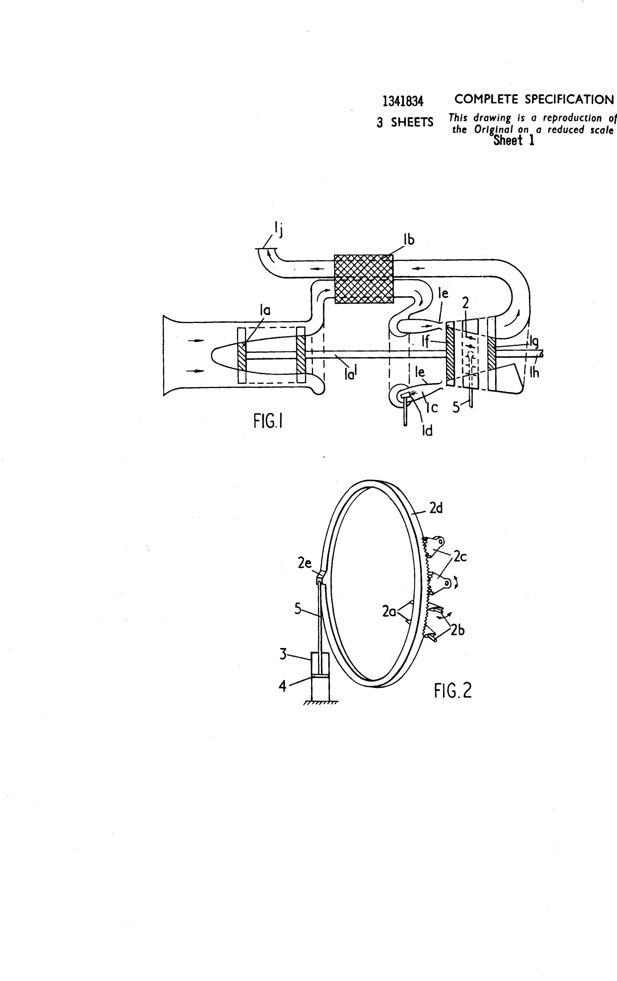 Ultra Electronic Controls Patent - Relating to Hydraulic